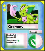 Gremmy Card (Adopt) by Dianamond