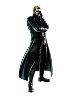 Wesker by geos9104