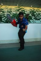 Ash Williams by miss-a-r-t