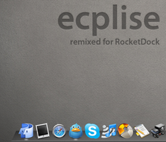 Eclispe for RocketDock by ApfelScreen