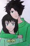 Forever Greens: Butch and BC by rei-blaze