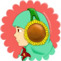 Sunflower~ by RN-danistha