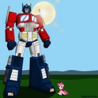 The Transformers My Little Pony Crossover Part 8 by TFCrossoverFan