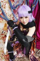 Ayane The Shinobi by pinkyluxun