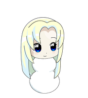 Chibi Ucogi Snow Girl by jimmy500