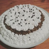 Vegan cake - chocolate by PostresVeganos