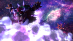 Super Bowser Galaxy by SmashingRenders