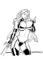 Lady Death please punish me by sam7