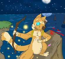 The Kind Cat Archer - Remaked Version! by LucasMolla