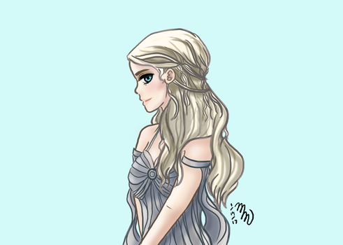 Dany by meganim