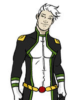 Noh-varr by BlitheFool