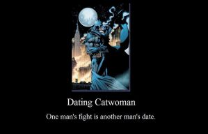 Dating Catwoman by JasonPictures