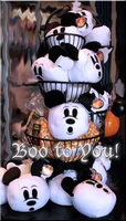 Boo to You Webcam Pic by WDWParksGal