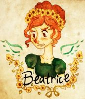 Beatrice Flowers by Disney-Sarah