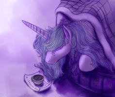 Moonlight coffee by grayma1k