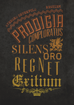 Requiem Mixed Typo by aCSproduction