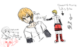 My First Drawpile With People And A Rion by Hakadirune