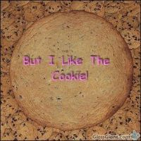 But  Like The Cookie by minimurray