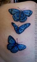 mariposas by otero by needtobleed