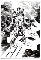 Punisher 2012 by BillReinhold