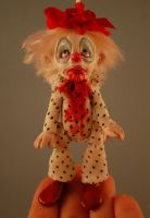 Zombie Clown by Woodedwoods