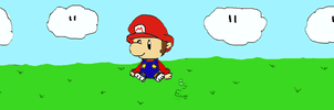 Baby Mario by Number1MarioFan247