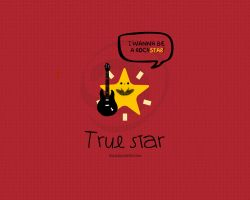 True Star by nnia
