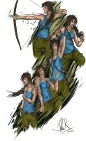 Tomb Raider by Aless78