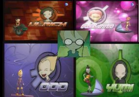 Code lyoko wallpaper by SithLord67