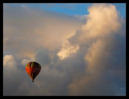 balloon afternoon by Gobi-Jovler