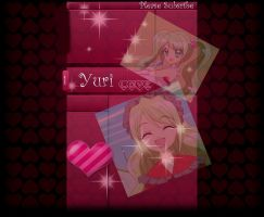 Yuri layout for: FlopiSega by fhhrnro