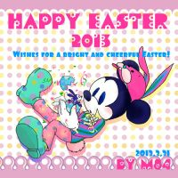 Happy Easter2013 by hat-M84