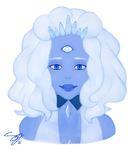 Blue Moonstone by TheEditCat