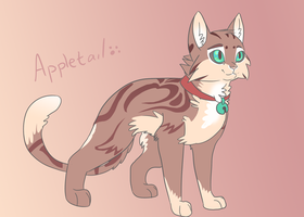 appletail cat by Appletail