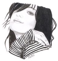 kt tunstall portrait by bevf2003