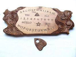 OUIJA BOARD (UPDATED VER) by MassoGeppetto