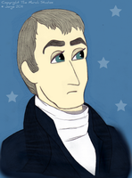 Meriwether Lewis by TheMarchStudios