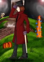 :: willy wonka by yamichan