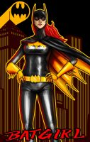 Batgirl by thorup