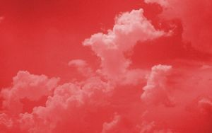 RED SKY 1280x800 by JUET