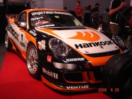 Hankook Porsche 911 by EssZX