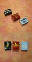 Charms: Hunger Games Books by okapirose