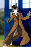 Doctor Who (Raffle Tenth Doctor) by TateShaw