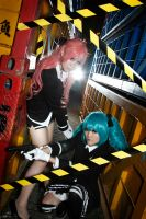 Cosplay-Secret Police2 by neiyukina