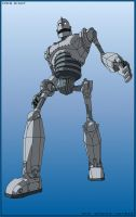 Iron Giant by apach3
