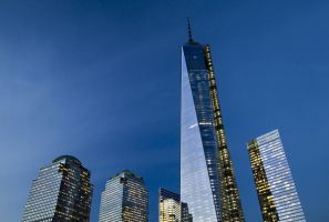 One World Trade Center I - New York by ThomasHabets