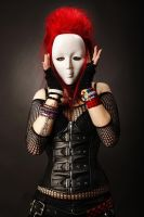 Gabrielle_The_Mask by Gabrielle-Grace