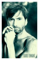The Photoshoot 2 - David Tennant by i4dezign73