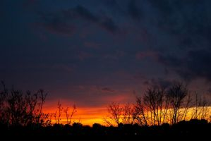Come join my todays sunset 6 by steppelandstock