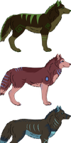 Open - Wolf Adoptables by Bottled-Rottweiler